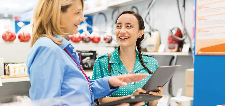 Generating loyalty through seamless customer experiences