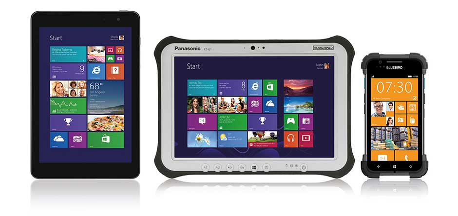 Windows 8 devices enable in-store retail innovation