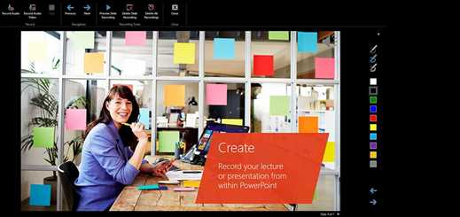 Microsoft extends private preview of Office Mix presentation app