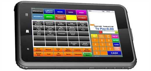 Lolly and Linx launch Windows-based ePOS tablet for retailers