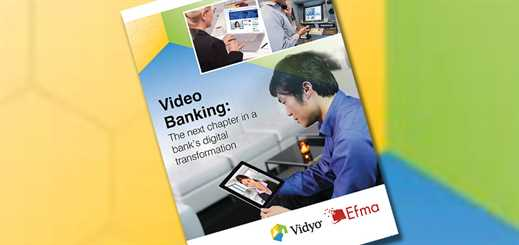 Video banking to transform customer engagement