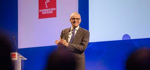 HM16: Satya Nadella outlines 'systems of intelligence' vision
