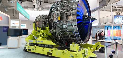 HM16: Rolls-Royce and Microsoft boost aircraft engine practices