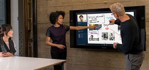 SharpCloud debuts collaboration app for Microsoft Surface Hub