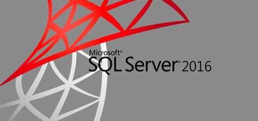 SQL Server 2016 is now generally available