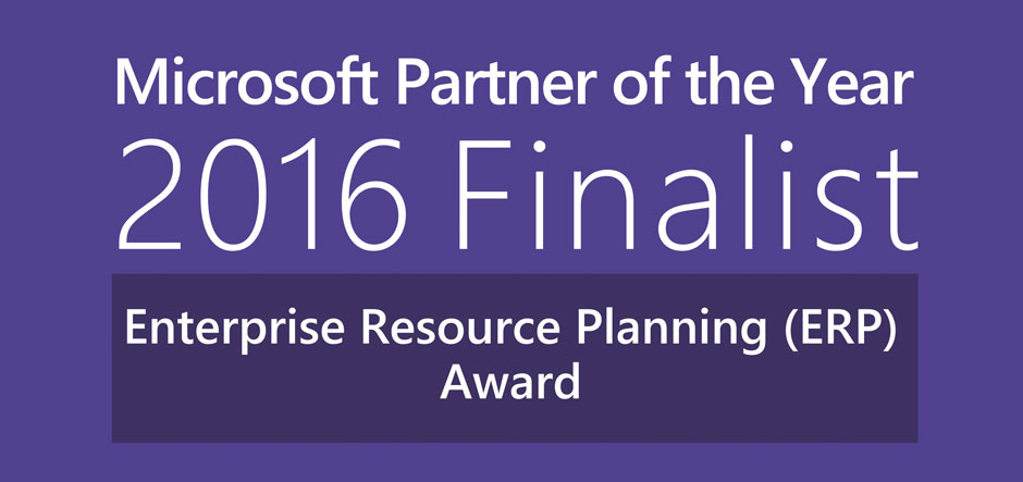 K3 Software named as Microsoft ERP Partner of the Year finalist