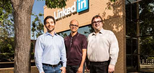 Microsoft to acquire LinkedIn in deal worth US$26 billion