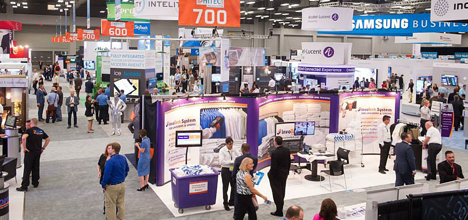 Microsoft and partners showcase the future of hospitality at HITEC 2016