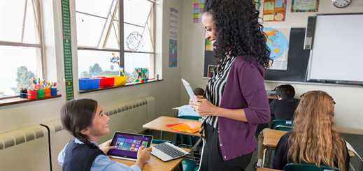 ISTE and Microsoft to provide professional learning resources
