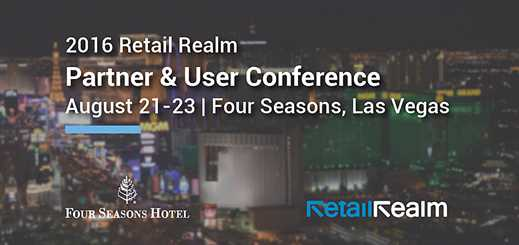 Exhibitors revealed for 2016 Retail Realm Partner & User Conference