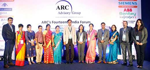 ARC Group's India Forum showcases new technologies