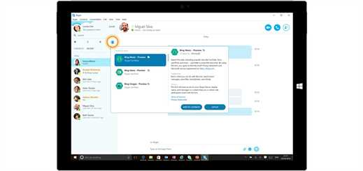 New bots announced to provide better Skype experiences