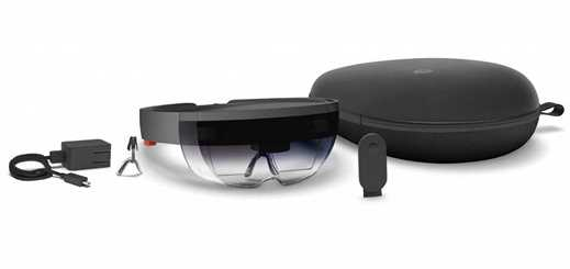 Microsoft introduces new HoloLens Commercial Suite