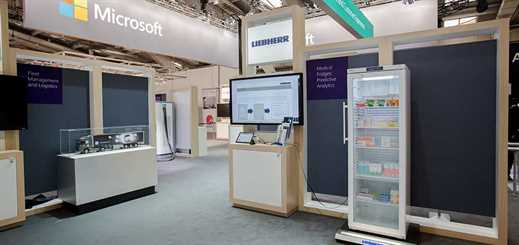 Microsoft and Liebherr partner to create smart appliances