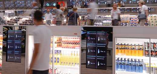 Making the supermarket of the future a reality