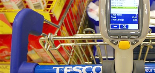 Re-Vision is to roll out its Scan-as-you-shop technology to 100 Tesco stores