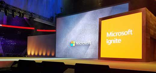 Microsoft Ignite: Scott Guthrie announces new products and services