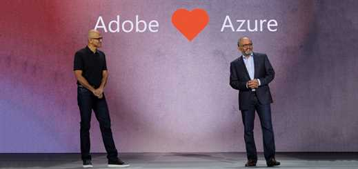 Ignite: Microsoft and Adobe reveal new cloud partnership