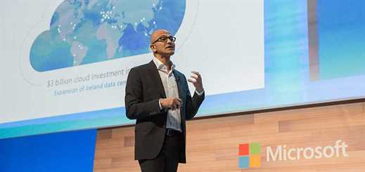 Microsoft aims to expand its cloud capacity in Europe