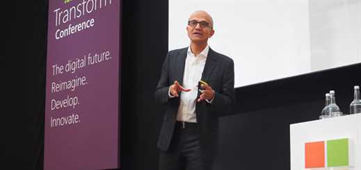 Cloud computing is helping people transform the world, says Satya Nadella