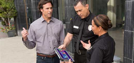 Microsoft showcases law enforcement solutions at IACP conference