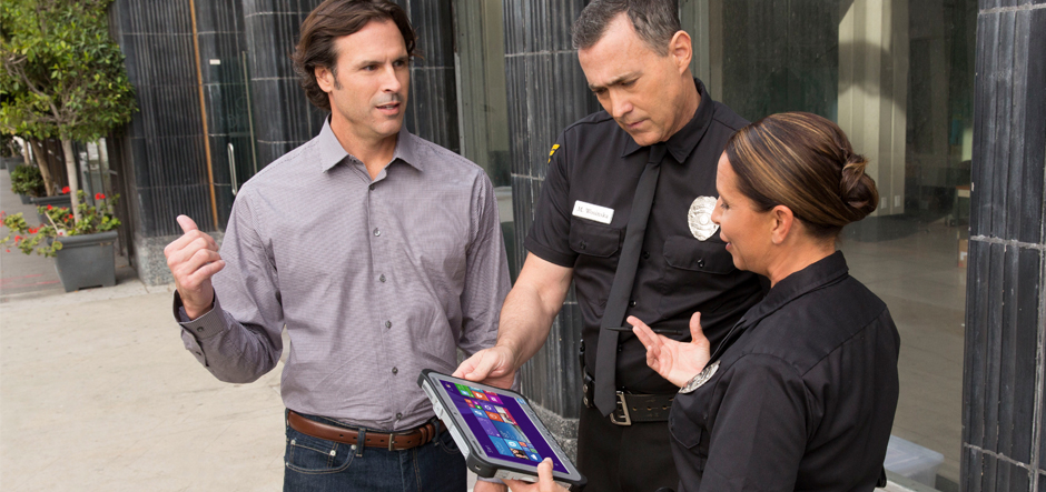 How technology is revolutionising law enforcement