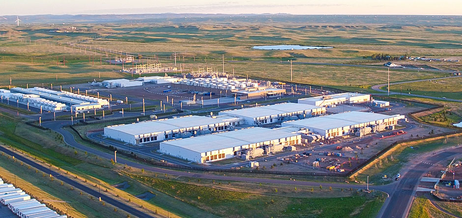 Microsoft to power Cheyenne data centre with wind energy