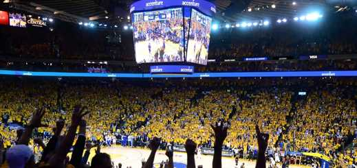 Accenture enters new partnership with Golden State Warriors