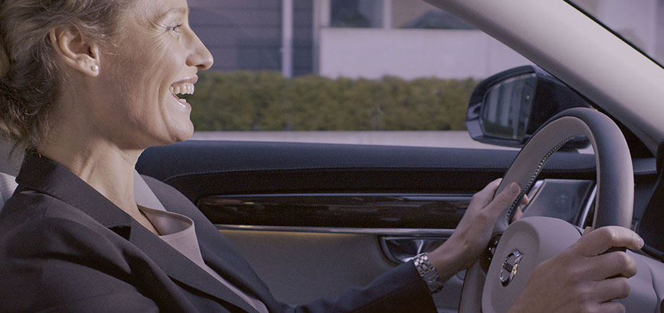 Volvo adds Skype for Business to new 90 Series cars