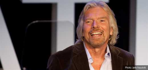 Disruption central to success in retail, says Richard Branson