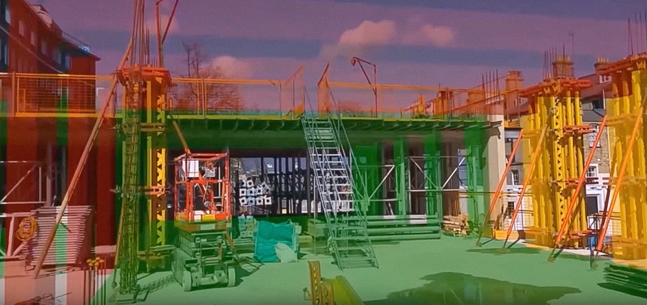 Trimble and Cambridge University trial HoloLens in construction