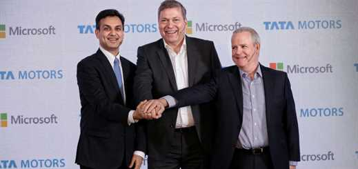 Tata Motors and Microsoft India join forces to enhance in-car efficiency