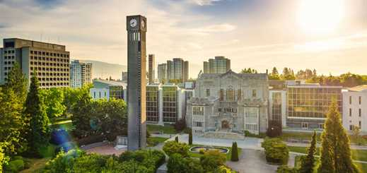 Enabling greater visibility at the University of British Columbia
