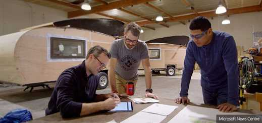 Homegrown Trailers boosts productivity with Microsoft stack