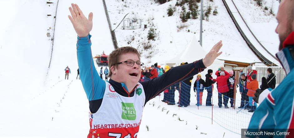 How Special Olympics is leveraging Microsoft tech