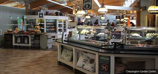 Chessington Garden Centre expands with Microsoft Dynamics NAV