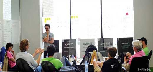 BNP Paribas International Hackathon seeks exciting start-ups