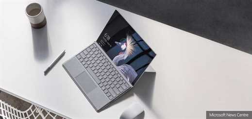 Microsoft unveils latest Surface Pro laptop device
