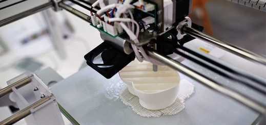 The benefits of additive manufacturing