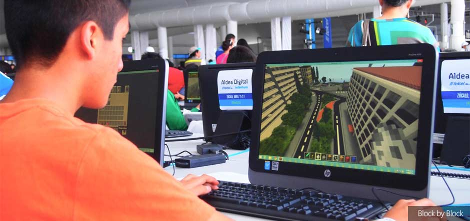Why the UN has chosen Minecraft to help it develop public spaces