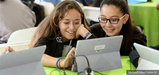Microsoft backs government plans to get more kids coding