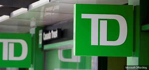 Canada's TD Bank saves 50% in e-mail costs by moving to Office 365