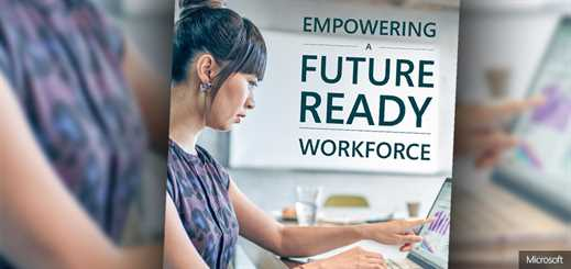 Microsoft releases new e-book on workforce development