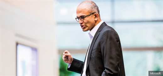 Microsoft CEO Satya Nadella to close Sibos 2017 in Toronto