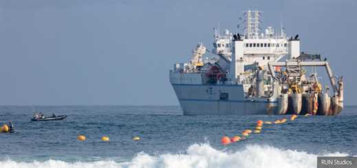 Microsoft, Facebook and Telxius deliver the Marea subsea cable