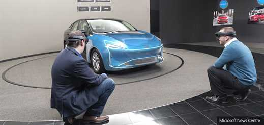 Ford expands use of Microsoft HoloLens