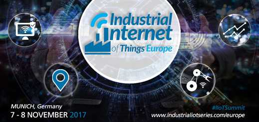 Industrial IoT Summit Europe to explore the internet of things