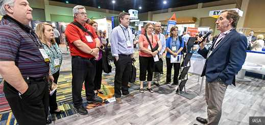 IASA creates a Virtual Business Show for its members