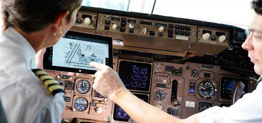 Jeppesen releases electronic flight bag solution for Windows 8
