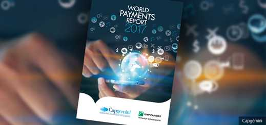 Global digital payment volumes to rise, says World Payments Report 2017